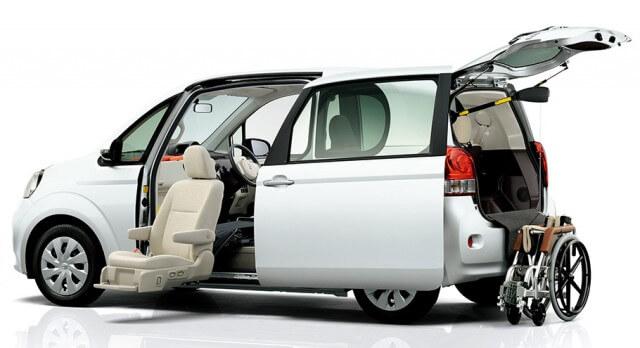 福祉車両 メリット 介護タクシー 許可